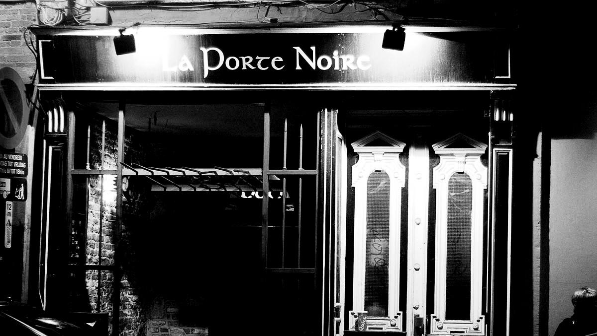 La Porte Noire
